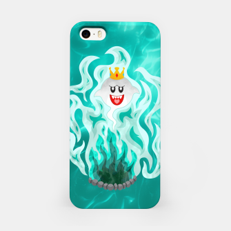 Thumbnail image of Boo's Campfire iPhone Case, Live Heroes