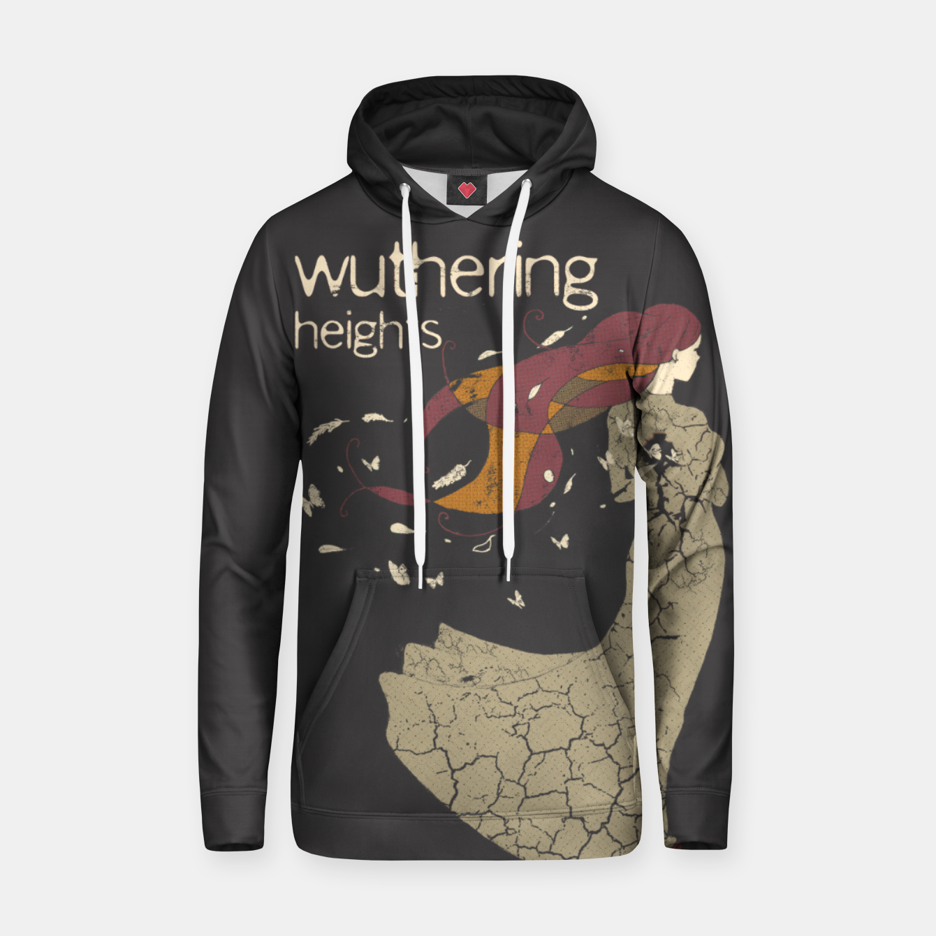 Foto Books Collection: Wuthering Heights Sudadera con capucha - Live Heroes