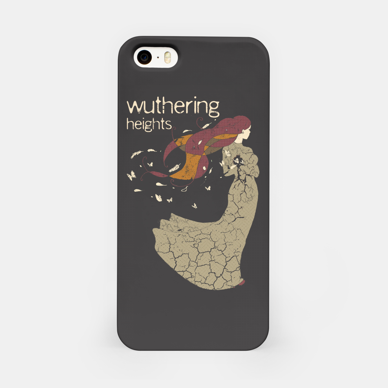 Foto Books Collection: Wuthering Heights Carcasa por Iphone - Live Heroes