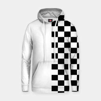 Thumbnail image of Chess Pattern Unisex Hoodie, Live Heroes