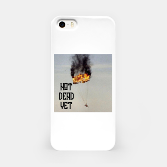Thumbnail image of NOT DEAD YET iPhone Case, Live Heroes