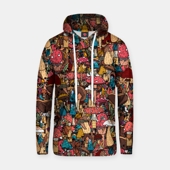 Miniature de image de Of mushrooms and autumn Hoodie, Live Heroes