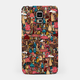 Miniature de image de Of mushrooms and autumn Samsung Case, Live Heroes