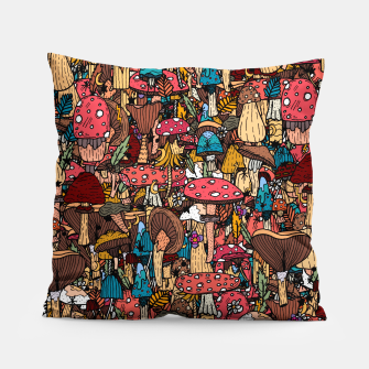Miniature de image de Of mushrooms and autumn Pillow, Live Heroes