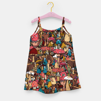 Miniature de image de Of mushrooms and autumn Girl's dress, Live Heroes