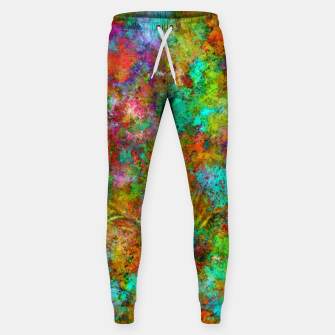 Thumbnail image of The very first day Sweatpants, Live Heroes