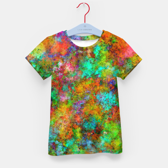 Thumbnail image of The very first day Kid's t-shirt, Live Heroes