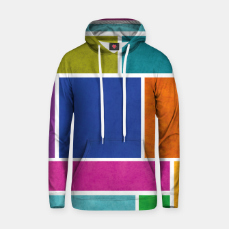 Thumbnail image of Rectangle Hoodie, Live Heroes