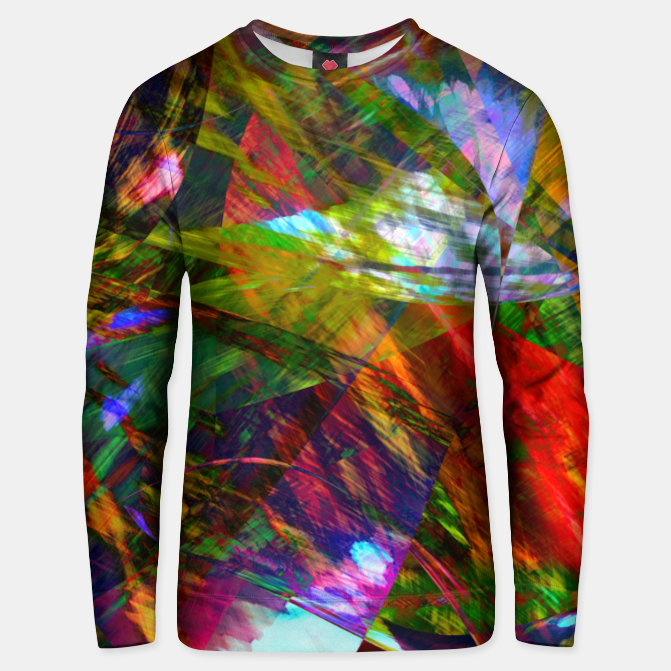 Image of Abstraction 4 Unisex sweater - Live Heroes