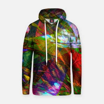 Thumbnail image of Abstraction 4 Hoodie, Live Heroes