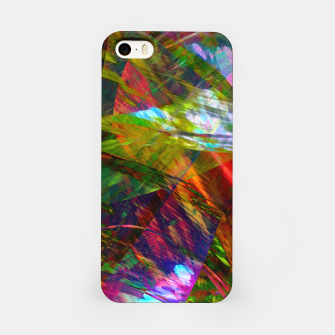 Thumbnail image of Abstraction 4 iPhone Case, Live Heroes