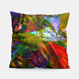 Thumbnail image of Abstraction 4 Pillow, Live Heroes