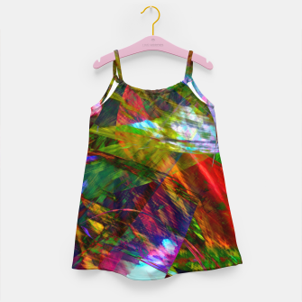 Thumbnail image of Abstraction 4 Girl's dress, Live Heroes