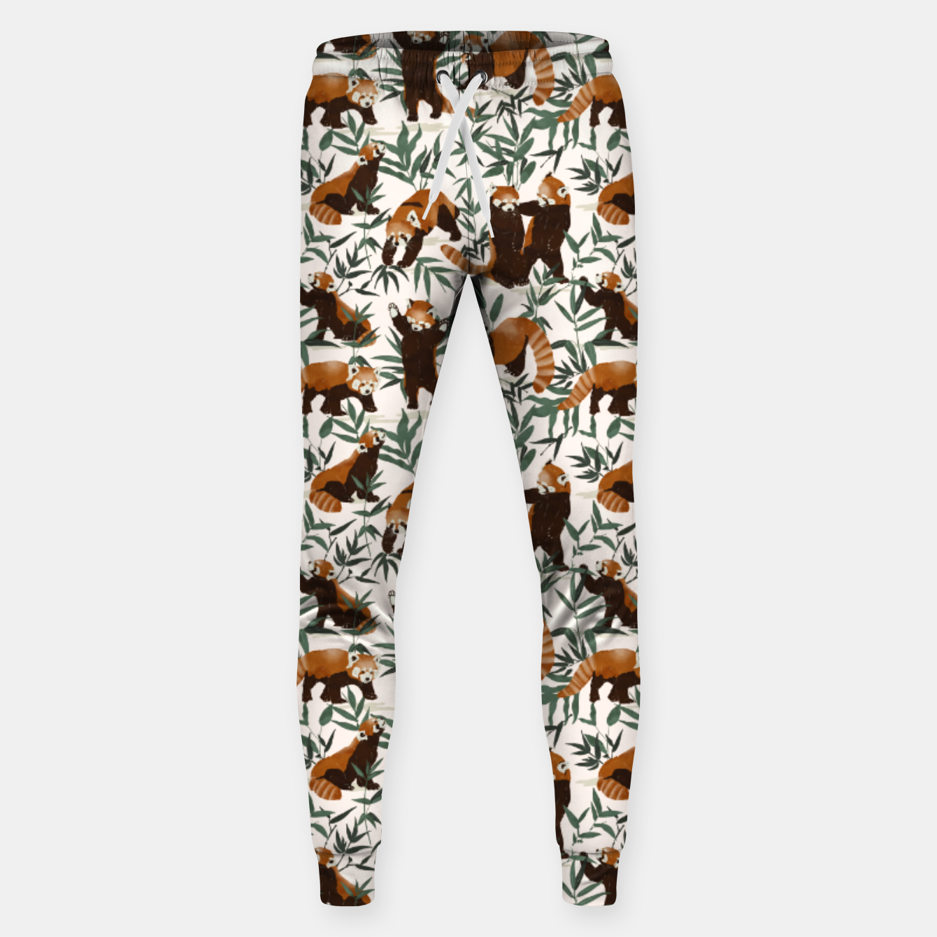 Image of Little red pandas in nature Pantalones de chándal  - Live Heroes