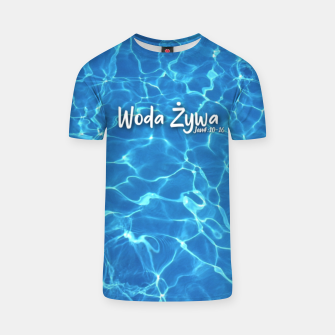 Thumbnail image of Żywa Woda 1 T-shirt, Live Heroes