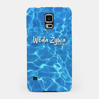 Thumbnail image of Żywa Woda 1 Samsung Case, Live Heroes