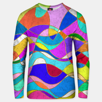 Thumbnail image of Magic Waves Unisex sweater, Live Heroes