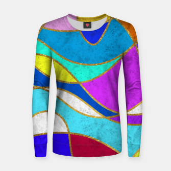 Thumbnail image of Magic Waves Women sweater, Live Heroes