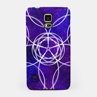 Thumbnail image of Galaxy Pattern Samsung Case, Live Heroes