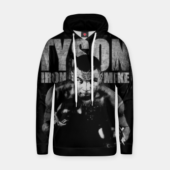 Thumbnail image of Iron Mike Tyson Boxing Legend Hoodie, Live Heroes