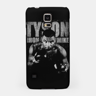 Thumbnail image of Iron Mike Tyson Boxing Legend Samsung Case, Live Heroes