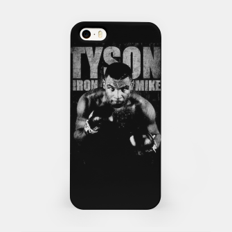 Thumbnail image of Iron Mike Tyson Boxing Legend iPhone Case, Live Heroes