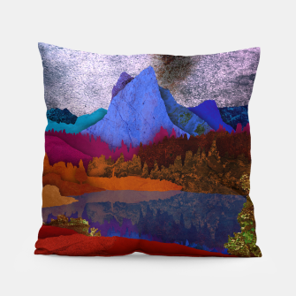 Miniatur One volcano Pillow, Live Heroes