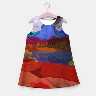 Thumbnail image of One volcano Girl's summer dress, Live Heroes