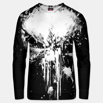 punisher Unisex sweater obraz miniatury
