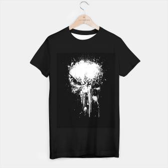 punisher T-shirt regular obraz miniatury
