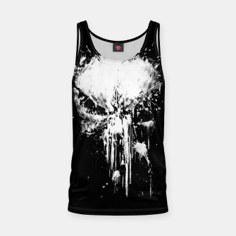 punisher Tank Top obraz miniatury