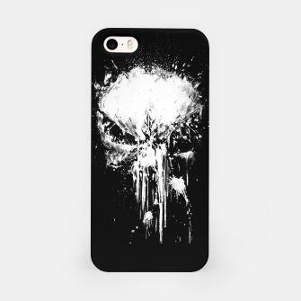 punisher iPhone Case obraz miniatury
