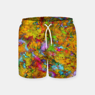 Thumbnail image of The slightest doubt Swim Shorts, Live Heroes