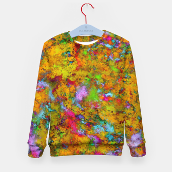 Thumbnail image of The slightest doubt Kid's sweater, Live Heroes