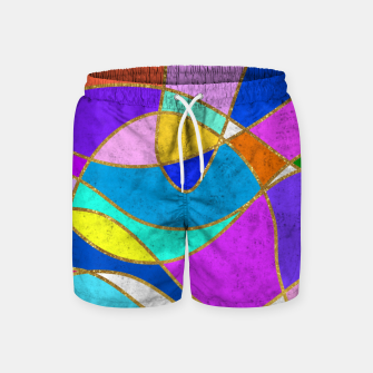 Thumbnail image of Magic Waves Swim Shorts, Live Heroes