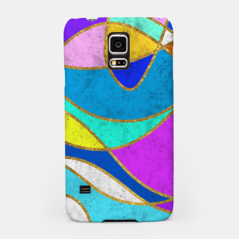 Thumbnail image of Magic Waves Samsung Case, Live Heroes