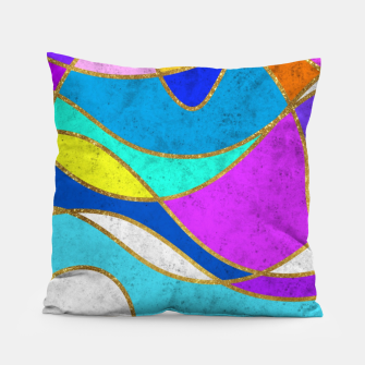 Thumbnail image of Magic Waves Pillow, Live Heroes