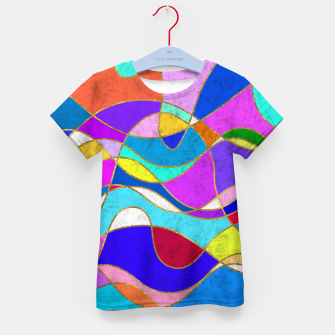 Thumbnail image of Magic Waves Kid's t-shirt, Live Heroes
