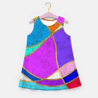 Thumbnail image of Magic Waves Girl's summer dress, Live Heroes