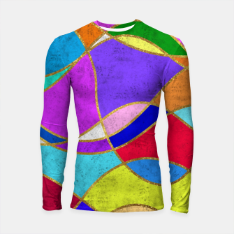 Thumbnail image of Magic Waves Longsleeve rashguard , Live Heroes
