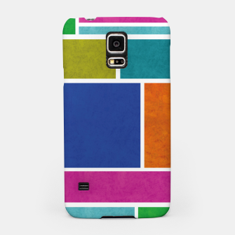 Thumbnail image of Rectangle Samsung Case, Live Heroes
