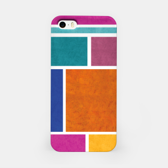 Thumbnail image of Rectangle iPhone Case, Live Heroes