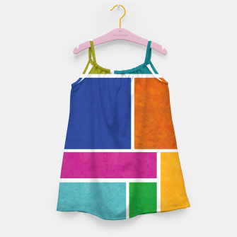 Thumbnail image of Rectangle Girl's dress, Live Heroes