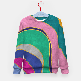 Thumbnail image of Movements Kid's sweater, Live Heroes