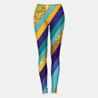 Thumbnail image of Lines Leggings, Live Heroes