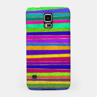 Thumbnail image of Vertical Stripes Samsung Case, Live Heroes