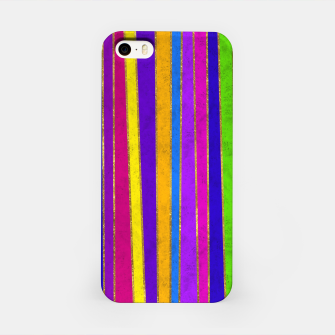Thumbnail image of Vertical Stripes iPhone Case, Live Heroes