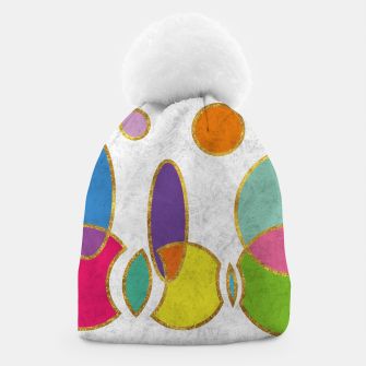 Thumbnail image of Molecule Beanie, Live Heroes