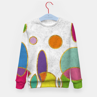 Thumbnail image of Molecule Kid's sweater, Live Heroes