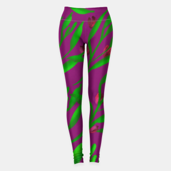 Miniatur Burgeon  Leggings, Live Heroes
